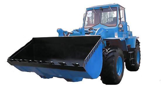 Трактор фронтальный погрузчик